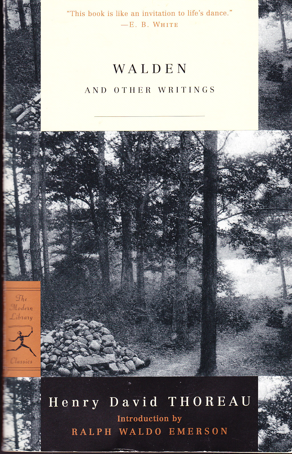 an analysis of the sounds in thoreaus walden Excerpts from walden by henry thoreau most of the luxuries, and many of the so-called comforts of life, are not only not indispensable, but positive hindrances to the elevation of mankind.